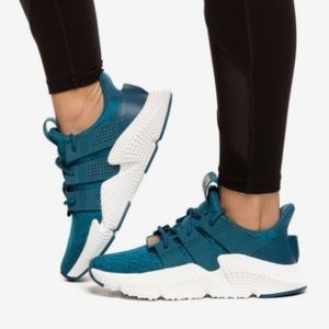 Adidas Originals Prophere - Teal / White - NWT